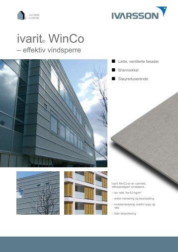 ivarit® WinCo - Tepo