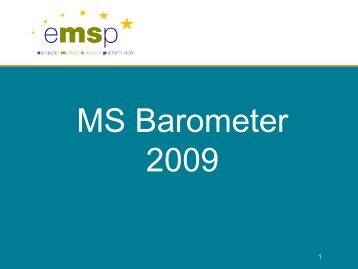 MS Barometer 2009 Final results, Christoph Thalheim.pdf