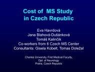 Cost of MS Study in Czech Republic, Eva Havrdova.pdf