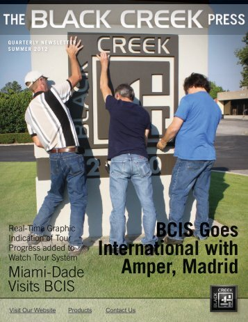 BCIS Goes International with Amper, Madrid - Black Creek