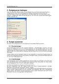 Anleitung Budgetverwaltung - netCADservice GmbH - Seite 7