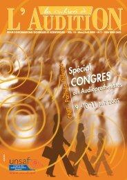 Télécharger le PDF complet N°2 Année 2005 - Collège National d ...