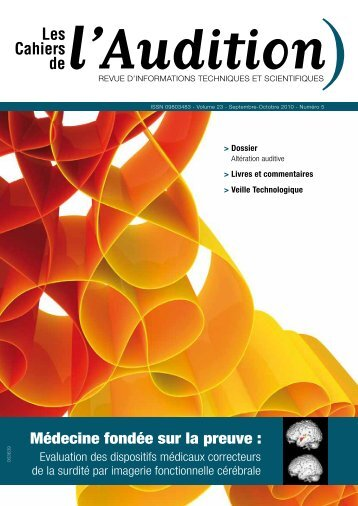 Télécharger le PDF complet N°5 Année 2010 - Collège National d ...