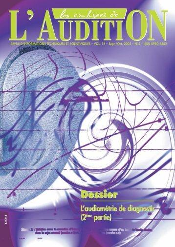 Télécharger le PDF complet N°5 Année 2005 - Collège National d ...