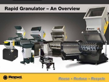 English - Rapid Granulator