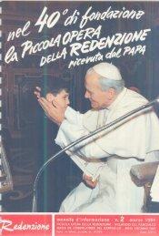 1984 - 02 - Ex Allievi di Padre Arturo D'Onofrio