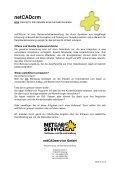 netCADcrm - netCADservice GmbH - Seite 2
