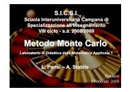 Metodo Monte Carlo - Arturo Stabile
