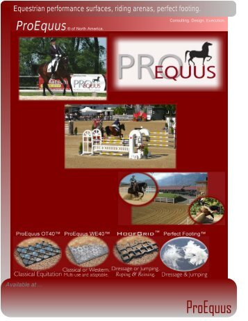 Brochure - ProEquus