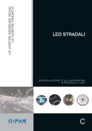 LED stradali e decorativi - Gifas Elettromateriale Srl
