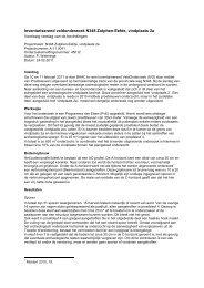 Inventariserend veldonderzoek N348 Zutphen-Eefde, vindplaats 2a