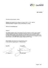 Vaststellingsbesluit - Gemeente Lochem