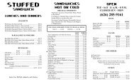 Corel DESIGNER 9.0 - menu1.dsf - San Gabriel Valley Menus