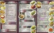 to view our menu - San Gabriel Valley Menus