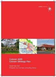 Cobram 2025 Cobram Strategy Plan - Moira Shire Council