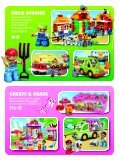 Lego LEGO® DUPLO® Creative Building Box 10618 - Lego® Duplo® Creative Building Box 10618 Bi 3022/8-65 Inspi Leaflet 10618 V29 - 1 - Page 5