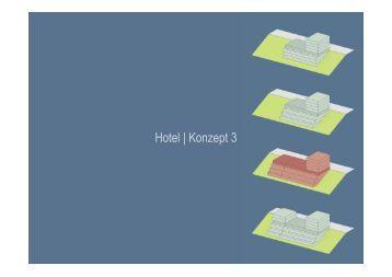 Hotel | Konzept 3
