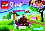Lego Little Foal 41089 - Little Foal 41089 Bi 3001/16 - 41089 V29 - 1