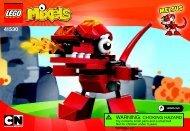 Lego Meltus 41530 - Meltus 41530 Bi 3001/24 - 41530 V39 - 2