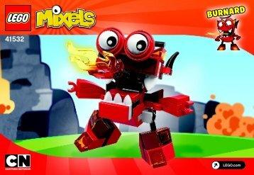 Lego Burnard 41532 - Burnard 41532 Bi 3001/24 - 41532 V29 - 1