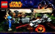 Lego Star Wars Value Pack 66495 - Star Wars Value Pack 66495 Bi 3004/52 - 75037 V29 - 1