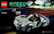 Lego Porsche 918 Spyder 75910 - Porsche 918 Spyder 75910 Bi 3003/48/65g - 75910 V39 - 2