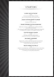 C091169-2 Glasgow Restaurant Menu A4.indd
