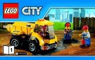 Lego Demolition Site 60076 - Demolition Site 60076 Bi 3004/36-60076 V29 1/4 - 1