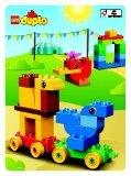 Lego LEGO® DUPLO® Creative Suitcase 10565 - Lego® Duplo® Creative Suitcase 10565 Inspirational Leaflet 3022/8 10565 V29 - 1 - Page 2