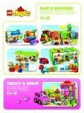 Lego LEGO® DUPLO® Creative Suitcase 10565 - Lego® Duplo® Creative Suitcase 10565 Inspirational Leaflet 3022/8 10565 V29 - 1 - Page 6