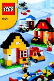 Lego My LEGO® Town 6194 - My Lego® Town 6194 Bi 3002/48 - 6194 V29 - 1
