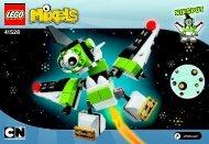Lego Niksput 41528 - Niksput 41528 Bi 3001/24 - 41528 V29 - 1
