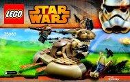 Lego AAT™ 75080 - Aat™ 75080 Bi 3004/64+4-65*- 75080 V29 - 1