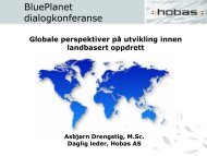 Asbjørn Drengstig - BluePlanet AS