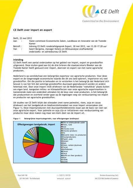 Ronde Tafel Delft.Ce Delft Inbreng Ronde Tafel Eli Gesprek Export Pdf