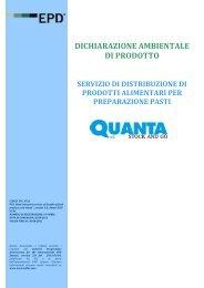 dichiarazione ambientale di prodotto - The International EPD® System