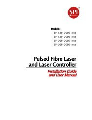 Pulsed Fibre Pulsed Fibre Laser and Laser Controller and Laser ...