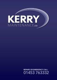 Kerry Maintenance