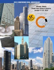 2013 Conference Brochure - Construction Writers Associations