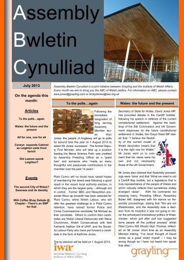 ABC July 2013 - Click on Wales
