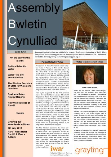ABC June 2012 - Click on Wales