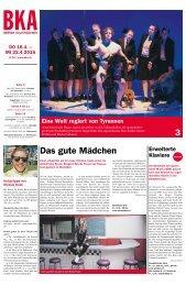 Berner Kulturagenda 2015 N° 16