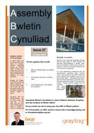 ABC October 2010 - Issue 27 - Click on Wales