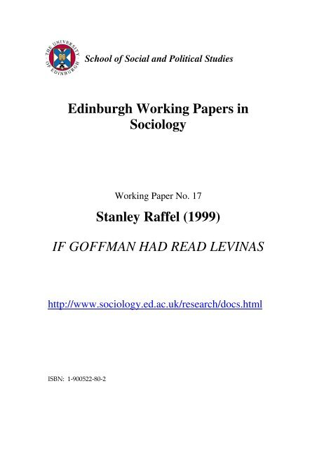 Sociology papers on College essay: