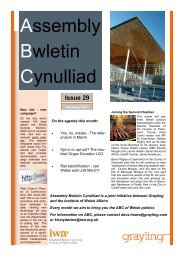ABC January 2011 - Issue 29 - Click on Wales