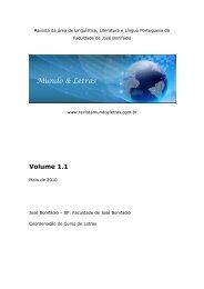 e-book completo - Revista Mundo & Letras