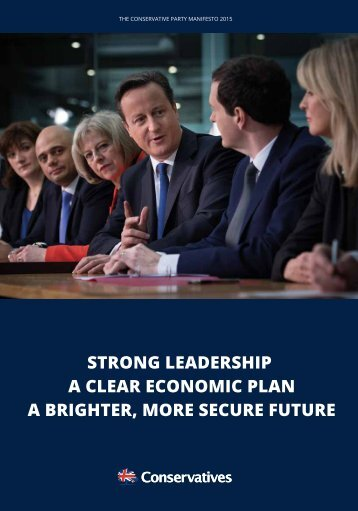 ConservativeManifesto2015