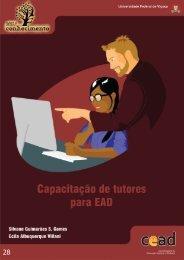 Capacitação de tutores para EAD