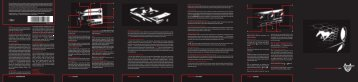 Ford Mustang 2009 - Quick Reference Guide Printing 1 (pdf)