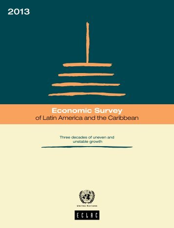Economic Survey of Latin America and the Caribbean 2013